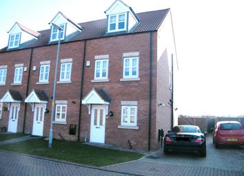 Thumbnail 3 bed end terrace house to rent in The Granary, Scotter, Gainsborough