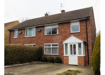 Thumbnail 3 bed semi-detached house for sale in Tilers Way, Reigate