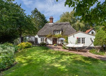 Thumbnail 3 bed cottage for sale in Low Street, Ketteringham, Wymondham