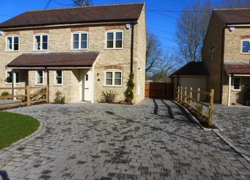 Thumbnail 3 bedroom semi-detached house to rent in St Lawrence Mews, Botley, Oxford