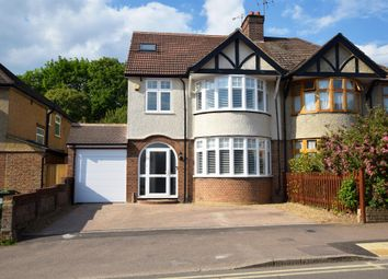 Thumbnail 5 bed semi-detached house for sale in Cassiobury Park Avenue, Watford