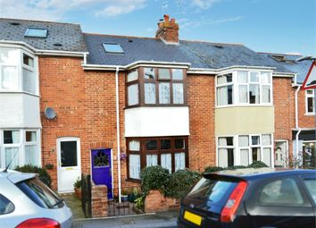 Thumbnail 4 bedroom terraced house for sale in Hanover Road, Heavitree, Exeter, Devon