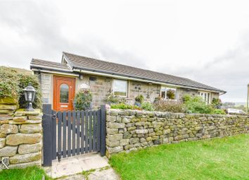 Thumbnail 4 bed detached bungalow for sale in Hollin Hall, Trawden, Colne
