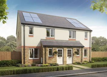 "Thumbnail 3 bedroom semi-detached house for sale in ""The Ardbeg"" at Penzance Way, Chryston, Glasgow"