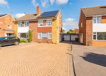 Thumbnail 5 bed semi-detached house for sale in Vine Crescent, Southcote, Reading