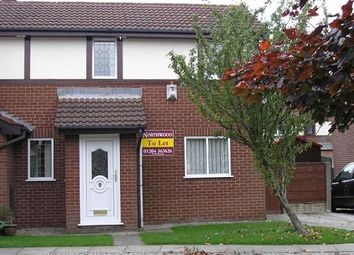 Thumbnail 2 bed semi-detached house to rent in Moss Meadow, Westhoughton, Bolton