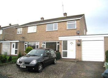 Thumbnail 3 bed property to rent in Meadowbrook, Bayston Hill, Shrewsbury