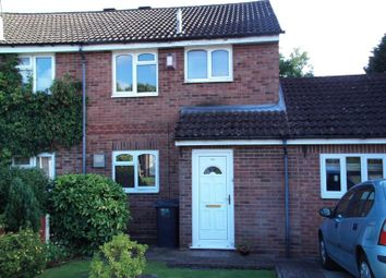 Thumbnail 3 bed semi-detached house to rent in Spetchley Close, Crabbs Cross, Redditch