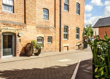 Thumbnail 2 bed flat for sale in The Malt House, Cairns Close, Lichfield