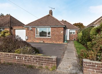 Thumbnail 2 bed bungalow for sale in Flaxman Avenue, Chichester