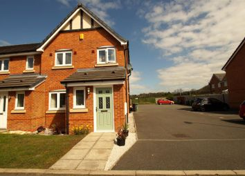 Thumbnail 3 bed town house for sale in Crosland Drive, Helsby, Frodsham