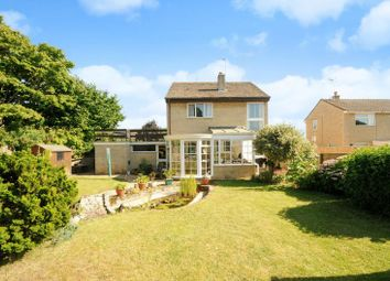 Thumbnail 4 bed detached house for sale in Faringdon Road, Kingston Bagpuize, Abingdon