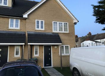 Thumbnail 3 bed semi-detached house to rent in Mountside Close, Northfleet, Gravesend