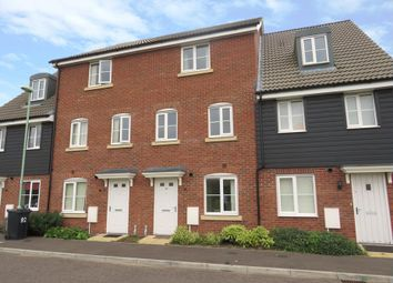 Thumbnail 4 bed town house to rent in Wintergreen Road, Red Lodge, Bury St. Edmunds