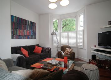 Thumbnail 3 bed flat to rent in Hugo Road, London