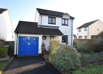Thumbnail 3 bedroom detached house for sale in Hillside Close, Teignmouth, Devon