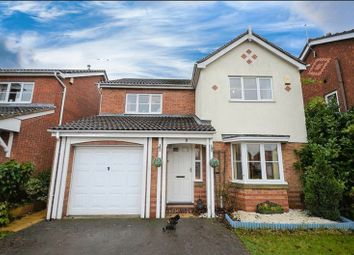 Thumbnail 4 bed detached house for sale in 8 Alexander Drive, Worksop