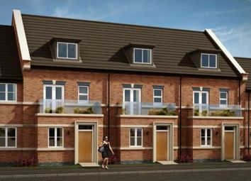 Thumbnail 4 bed town house for sale in Buckshaw Central, Buckshaw Village, Chorley