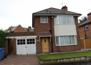 Thumbnail 4 bed detached house to rent in Jackson Avenue, Mickleover, Derby