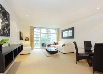 Thumbnail 2 bed flat to rent in Howard Bulding, Chelsea Bridge Wharf, Battersea