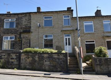 Thumbnail 3 bed terraced house to rent in Longwood Gate, Longwood, Huddersfield