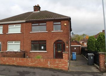 Thumbnail 3 bed semi-detached house for sale in Orangefield Avenue, Orangefield, Belfast