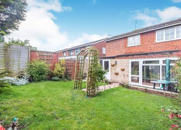 Thumbnail 4 bed semi-detached house for sale in Bramble Way, Braunstone Town, Leicester