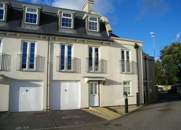 Thumbnail 4 bedroom town house to rent in Strattons Court, Melksham