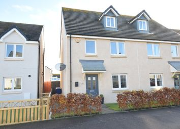 Thumbnail 4 bed town house for sale in Auld Coal Road, Bonnyrigg, Midlothian