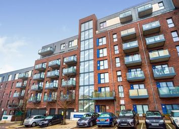 Thumbnail 1 bed flat for sale in Shearwater Drive, London, Uk