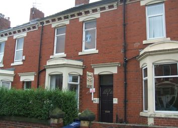 Thumbnail 3 bed terraced house to rent in Cartington Terrace, Newcastle Upon Tyne