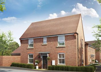 """Thumbnail 3 bed detached house for sale in """"Hadley"""" at Leadon Place, Ledbury"""