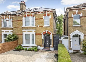 5 bed semi-detached house for sale in Castelnau, Barnes, London SW13