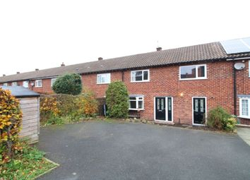 Thumbnail 3 bed terraced house for sale in Ludlow Close, Macclesfield