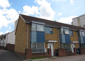 Thumbnail 3 bedroom end terrace house for sale in The Groves, Bristol