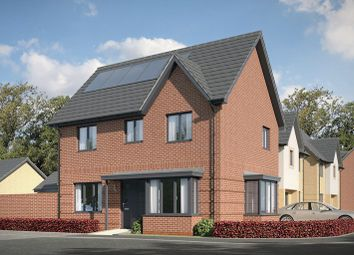 Thumbnail 3 bed detached house for sale in Cranfield Road, Wooton, Bedforshire