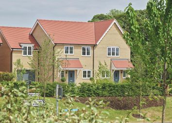 Thumbnail 3 bed semi-detached house for sale in Barker Close, Bishop'S Stortford, Hertfordshire