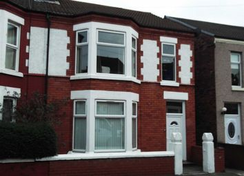 Thumbnail 1 bed flat to rent in Rockpoint Avenue, Wallasey, Wirral