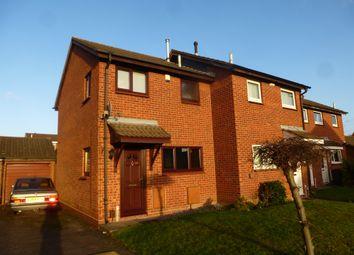 Thumbnail 2 bedroom end terrace house for sale in Harborough Drive, Castle Bromwich, Birmingham
