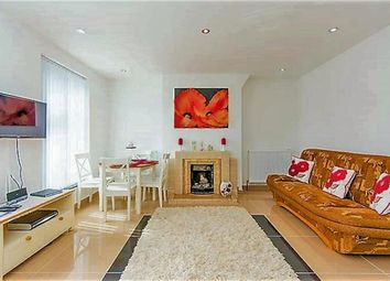 Thumbnail 2 bed end terrace house for sale in Cecil Road, 1st Floor Flat, Harlesden, London