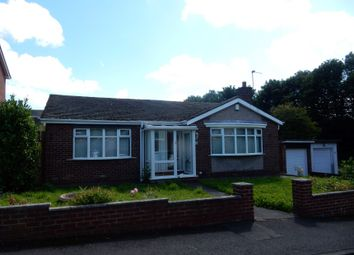 Thumbnail 2 bed detached bungalow for sale in 33 Park Lea, Sunderland, Tyne And Wear