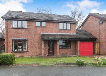 Thumbnail 4 bed detached house for sale in Ffordd Gwenllian, Llay, Wrexham, Wrecsam