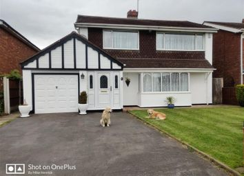Thumbnail 4 bed detached house to rent in Morven Road, Sutton Coldfield