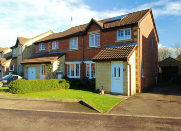 Thumbnail Semi-detached house for sale in Couzens Close, Chipping Sodbury, South Gloucestershire