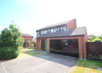 Thumbnail 4 bedroom detached house for sale in Glendale, Locks Heath, Southampton