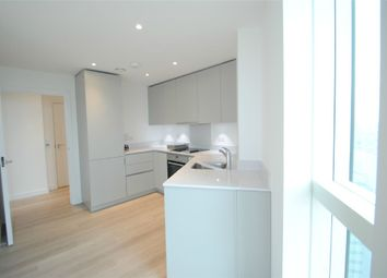 Thumbnail 1 bed flat to rent in 265, Pinnacle Apartments, Croydon, Surrey