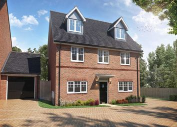 Thumbnail 4 bed detached house for sale in Forest Ridge, Coopersale, Essex