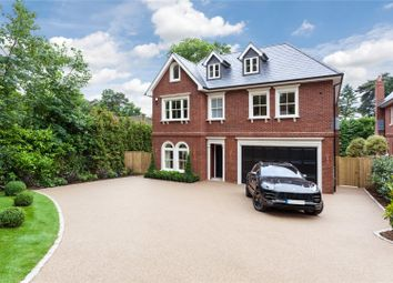 Thumbnail 7 bed detached house for sale in Cobbetts Hill, Weybridge, Surrey