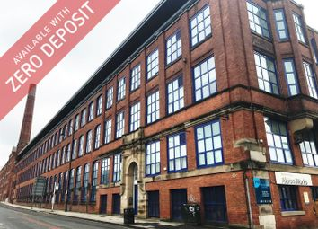 Thumbnail 2 bed flat to rent in Albion Works, Pollard Street, Manchester