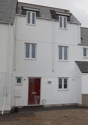 Thumbnail 4 bed terraced house for sale in 9 Bottreaux Rise, Boscastle, Cornwall